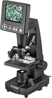 BRESSER LCD Microscoop 3,5 inch 50x - 500x (2000x Digitaal) 5 MP