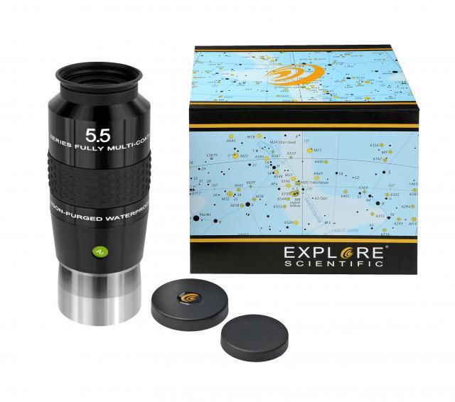 """EXPLORE SCIENTIFIC 100° AR-oculair 5,5 mm (2"""")"""