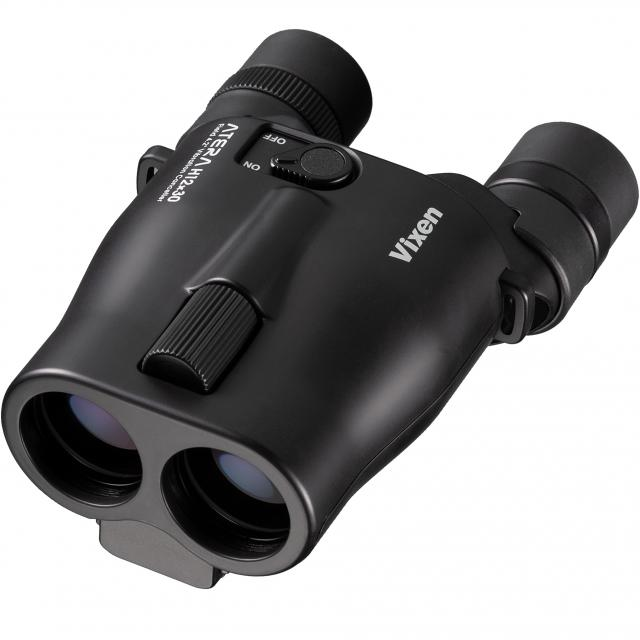 Vixen ATERA H12x30 verrekijker beeldgestabiliseerd, zwart