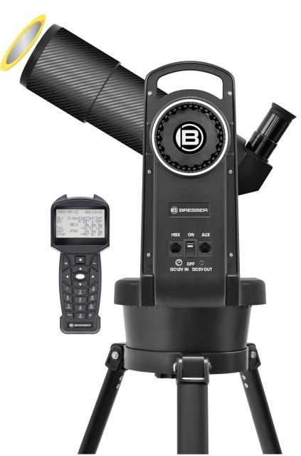 BRESSER Automatik 80/400 Goto telescoop starterset