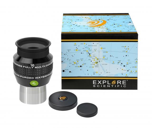 """EXPLORE SCIENTIFIC 68° Ar Oculair 16 mm (1,25"""") mP"""