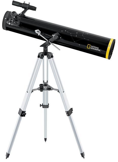 NATIONAL GEOGRAPHIC 114/900 Spiegeltelescoop AZ
