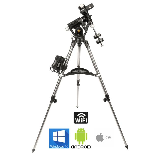 EXPLORE SCIENTIFIC iEXOS-100 PMC-EIGHT WIFI GOTO Montering
