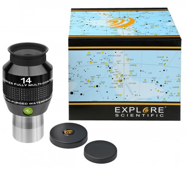 """EXPLORE SCIENTIFIC 82° Ar Oculair 14 mm (1,25"""")"""