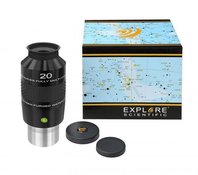 """EXPLORE SCIENTIFIC 100° AR-oculair 20 mm (2"""")"""