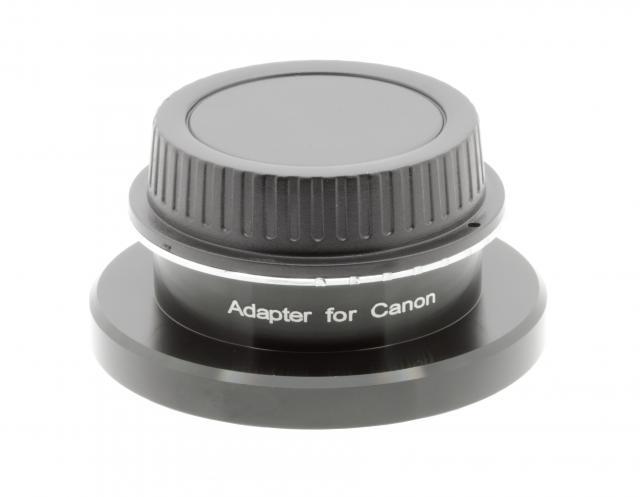 """EXPLORE SCIENTIFIC T2-Camera ring Canon EOS f. 3"""""""
