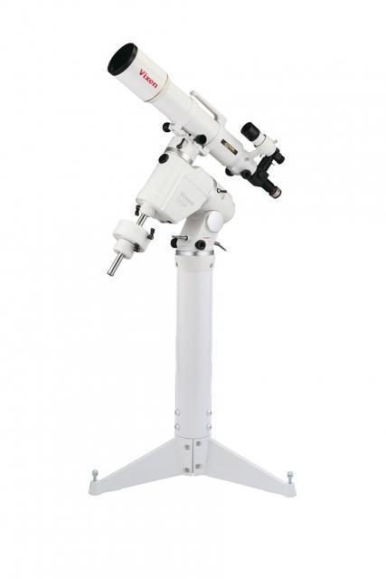 AXD2 Goto montering met AX103S apochromat en observatoriumkolom