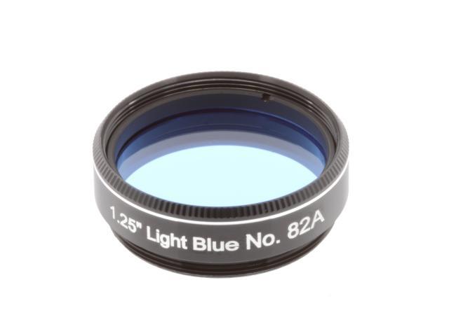"EXPLORE SCIENTIFIC filter 1,25"" lichtblauw nr.82A"