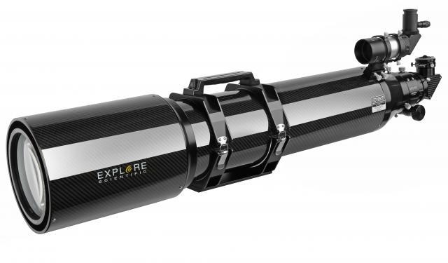 """EXPLORE SCIENTIFIC APO 165 mm FPL-53 CF 3,0""""FT"""