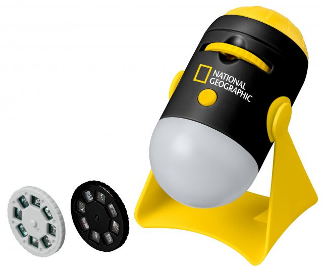 NATIONAL GEOGRAPHIC Mini Projector en Nachtlamp