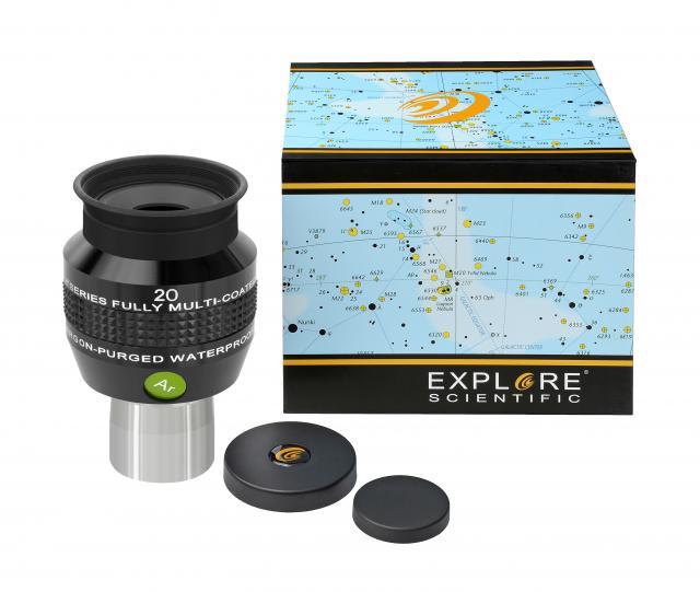 """EXPLORE SCIENTIFIC 68° Ar Oculair 20 mm (1,25"""")"""