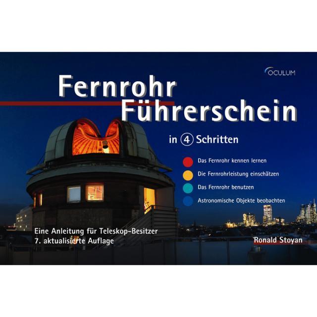OCULUM VERLAG - Fernrohr-Führerschein in 4 Schritten (Boek in het Duits)