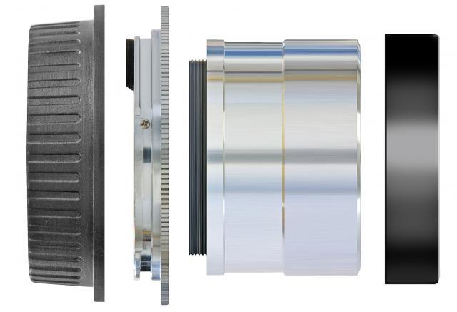EXPLORE SCIENTIFIC ES MPCC Field Flatt. ED APO+Canon EOS T2