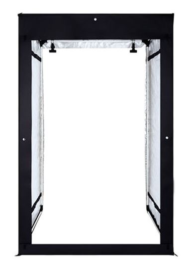 BRESSER BR-PHT200 extra grote Lichttent / Softbox 200x120x100 cm met LED Verlichting