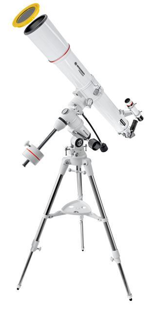 BRESSER Messier Telescoop  AR-90/900 met EQ-4/EXOS1 montering
