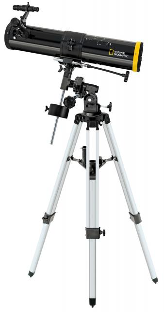 NATIONAL GEOGRAPHIC 76/700 Spiegeltelescoop EQ