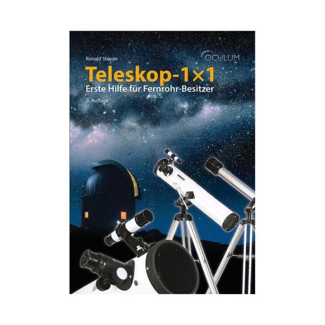 OCULUM VERLAG - Teleskop-1x1 (Boek in het Duits)