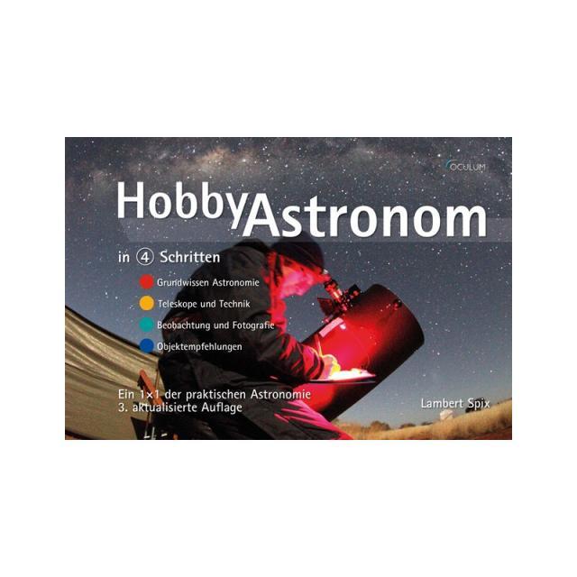 OCULUM VERLAG - Hobby-Astronom in 4 Schritten (Boek in het Duits)