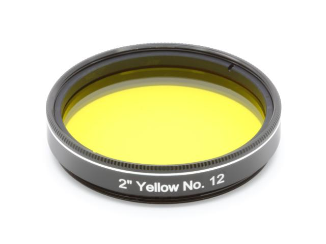 "EXPLORE SCIENTIFIC filter 2"" geel nr.12"