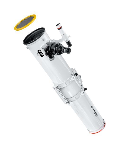 BRESSER Messier Telescoop OTA NT-150L/1200 HEXAFOC